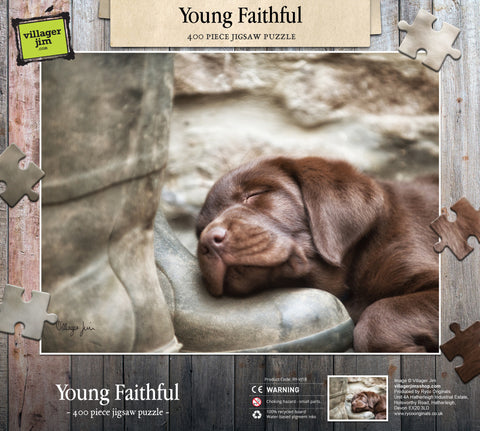 Young Faithful - Signature Range Jigsaw Puzzle