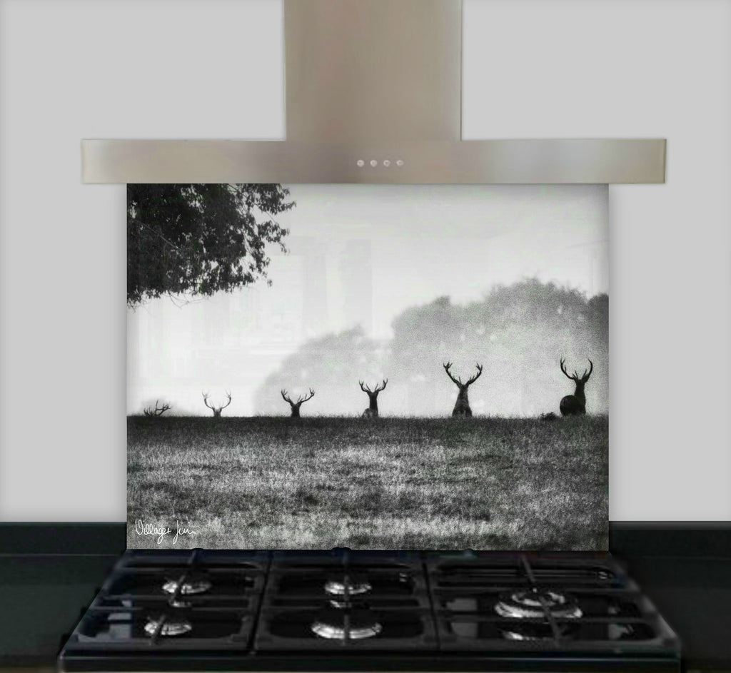 Ascent of Stag Splashback