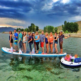 Group paddleboard xperience