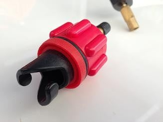 REDpaddle Inflation Adaptor - to inflate by compressor