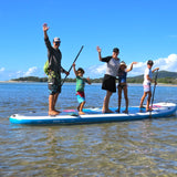 Board 14' and 17' Ride group paddleboard