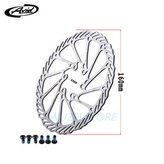 1 Piece AVID G3 Bicycle Rotors Mountain Bike 203mm 180mm 160mm Road MTB Disc Brakes Rotor With Screws Hydraulic Disc Brake Tool