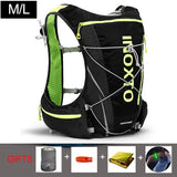 10L Running Hydration Vest Backpack Men Women Outdoor Sport Bags Trail Marathon Jogging Hiking Backpack option  Water Bag Flask