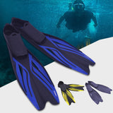 Snorkeling Swimming Fins Flippers Adult & Kids Diving Flippers