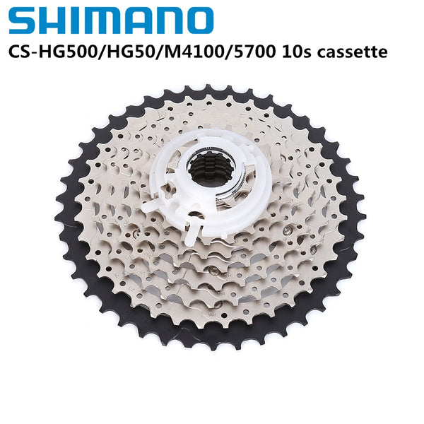 Shimano Tiagra M6000 CS-HG500 M4100 HG50 5700 10 Speed Mountain Road Bike Cassette Flywheel 11-25T 12-28T 11-32T 11-34T 11-42T