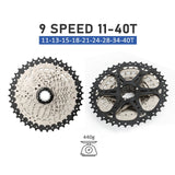 Sunshine Mountain Bike 8 9 10 11 12 Speed Velocidade Bicycle Cassette MTB Cassete Sprocket 36T 40T 42T 46T 50T 52T for SHIMANO