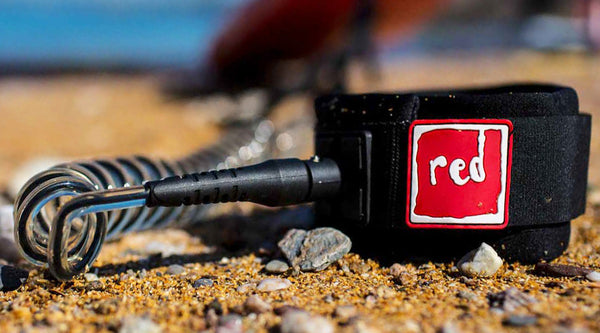 REDpaddleco coiled leash