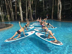 Tropical Nth Qld sup tour