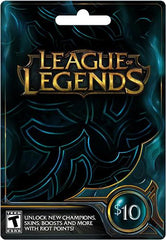 League of Legends (US) Game Card