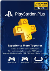 PlayStation Plus (US) Membership