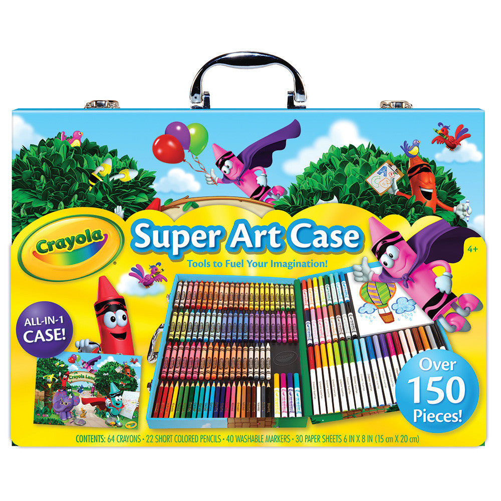 Crayola Super Art Case