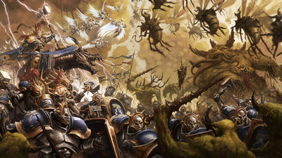 Getting started in Warhammer: Age of Sigmar... 3 steps to plan your army