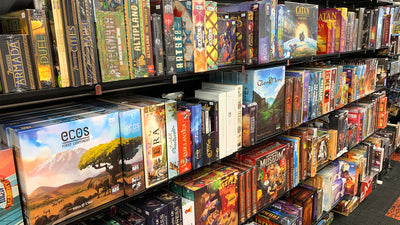 The Top 10 Board Games of 2019