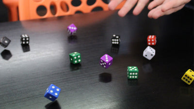 Get rollin! 4 Dice-Chuckers to pull out this weekend