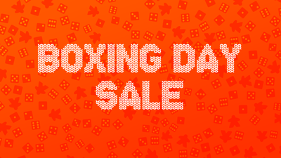 Get a gift for yourself: It's time for a Boxing Day Sale