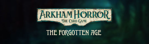 Arkham Horror: The Card Game - Forgotten Age Cycle (#3)