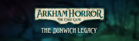 Arkham Horror: The Card Game - Dunwich Legacy Cycle (#1)