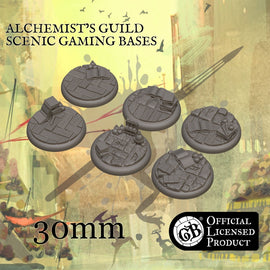 Alchemists 30mm bases