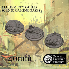 Alchemists 40mm bases
