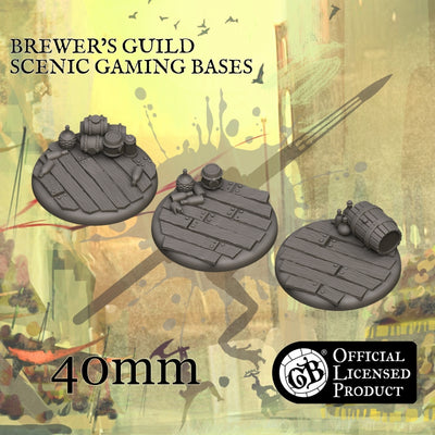 Brewer's 40mm bases product-item1