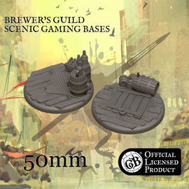 Brewer's 50mm bases