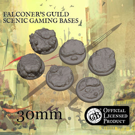 Falconer's 30mm bases