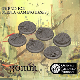 The Union 30mm bases