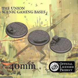The Union 40mm bases