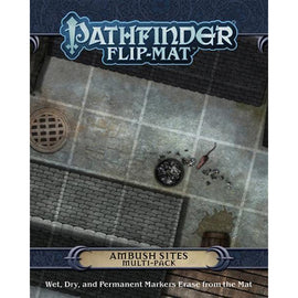 Pathfinder - Flip Mat: Ambush Sites
