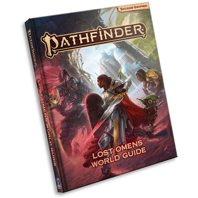 Pathfinder 2nd Edition: Lost Omens World Guide product-item1