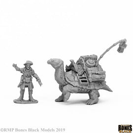 Dreadmere Tortoise and Drayman (44053)