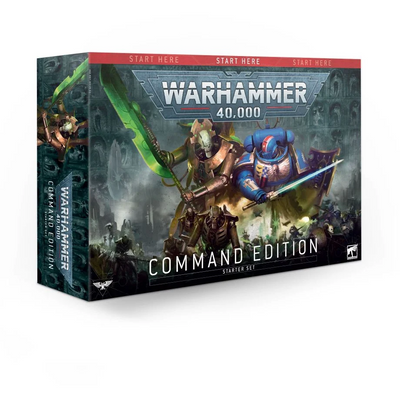 Warhammer 40,000 Command Edition product-item1