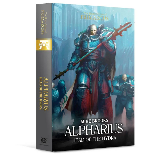 Alpharius: Head of the Hydra. Book 14 (Hardback)