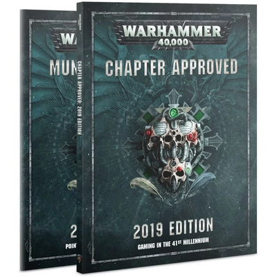 Warhammer 40000: Chapter Approved 2019 product-item1