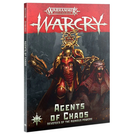 Age of Sigmar: Warcry - Agents of Chaos