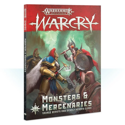 Age of Sigmar: Warcry - Monsters & Mercenaries product-item1