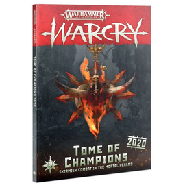 Age of Sigmar: Warcry - Tome of Champions 2020