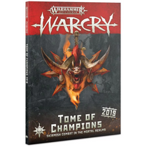 Age of Sigmar: Warcry - Tome of Champions product-item1