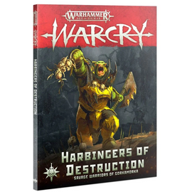 Age of Sigmar: Warcry - Harbingers of Destruction