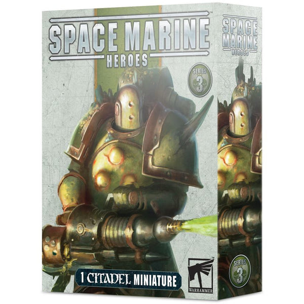 Space Marines Heroes: Series 3 (1 Pack)