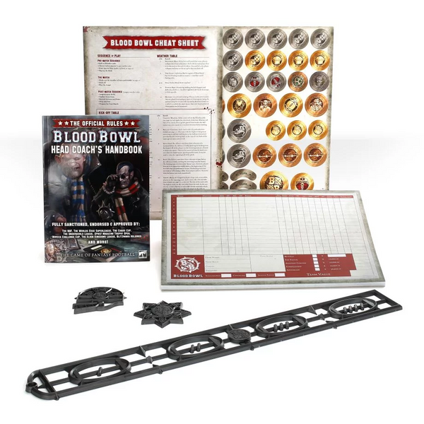 Blood Bowl: Head Coach's CLASSIC Rules & Accessories Pack
