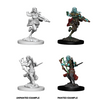 Dungeons & Dragons Nolzur's Marvelous Miniatures - Air Genasi Female Rogue