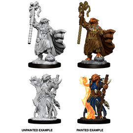Dungeons & Dragons Nolzur's Marvelous Miniatures - Female Dragonborn Sorcerer