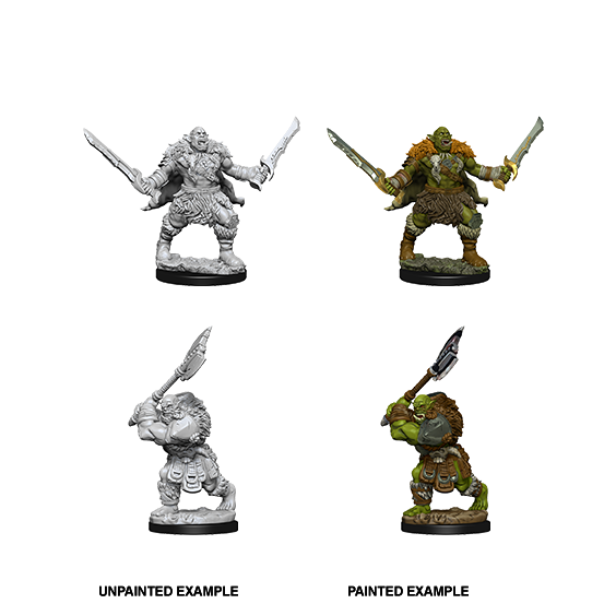 Pathfinder Battles Deep Cuts - Orcs product-item1