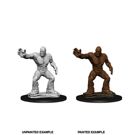 Dungeons & Dragons Nolzur's Marvelous Miniatures - Clay Golem