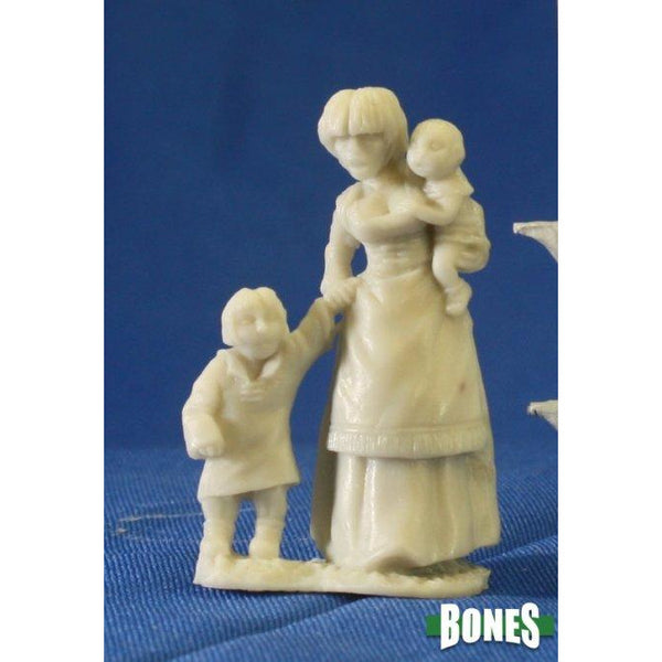 Townsfolk: Mom & Kids (77087)