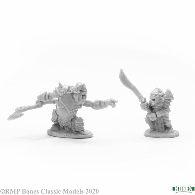 Armored Goblin Leaders (2) (77678)