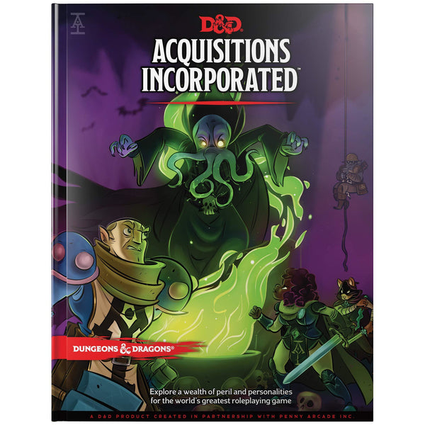 Dungeon's & Dragons - Acquisitions Incorporated