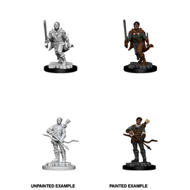 Dungeons & Dragons Nolzur's Marvelous Miniatures - Male Human Ranger #2