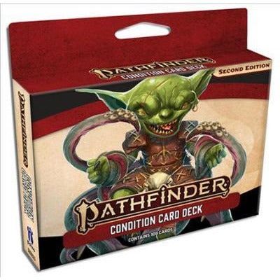 Pathfinder 2nd Edition: Condition Card Deck product-item1